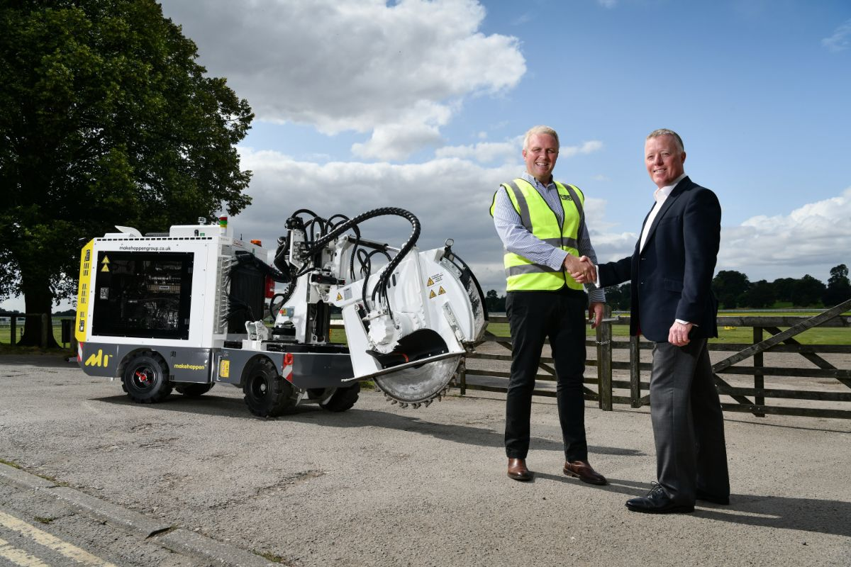 Fibre Nation and makehappen forge multi-million pound partnership for UK-wide fibre rollout